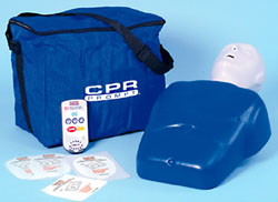 CPR Prompt Grab & Go CPR/AED Training Pack