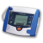 The Samaritan AED with ECG/text